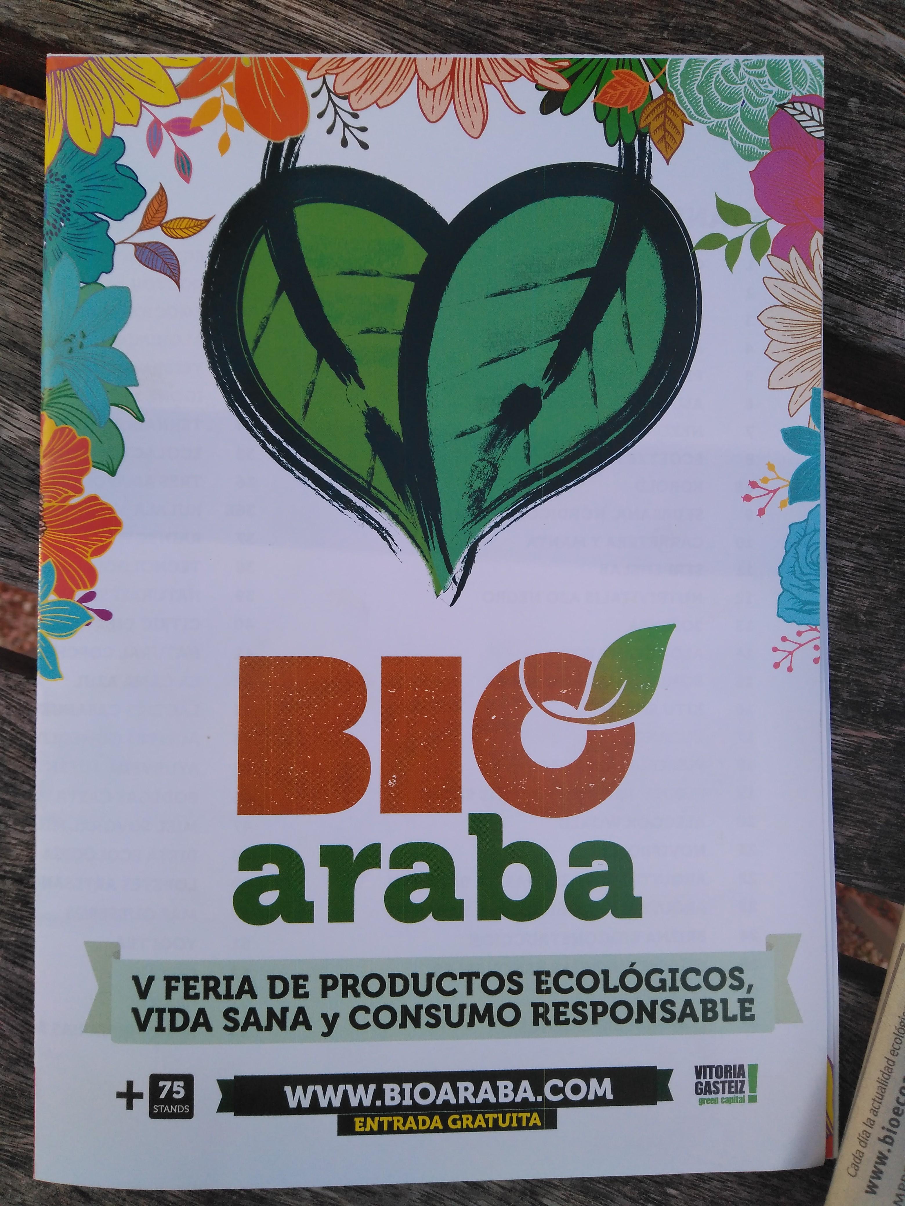 Cartel de Bioaraba 2018